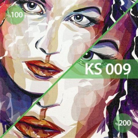 tejido impresion ks009-2