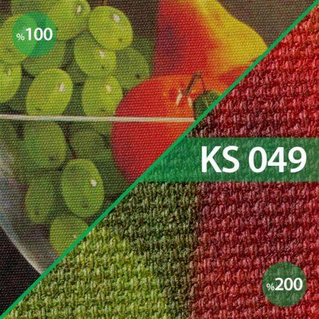 tejido impresion ks049-2