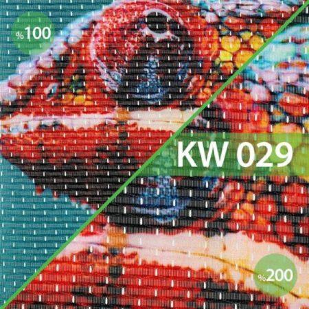 tejido impresion kw029-2